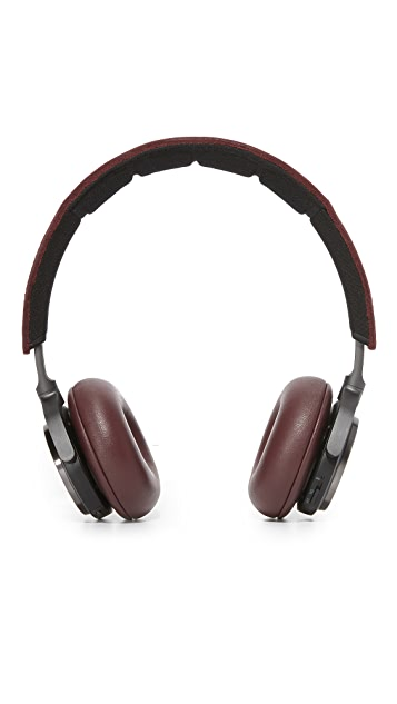B&O PLAY H8 Noise Cancellation Wireless Over Ear Headphones
