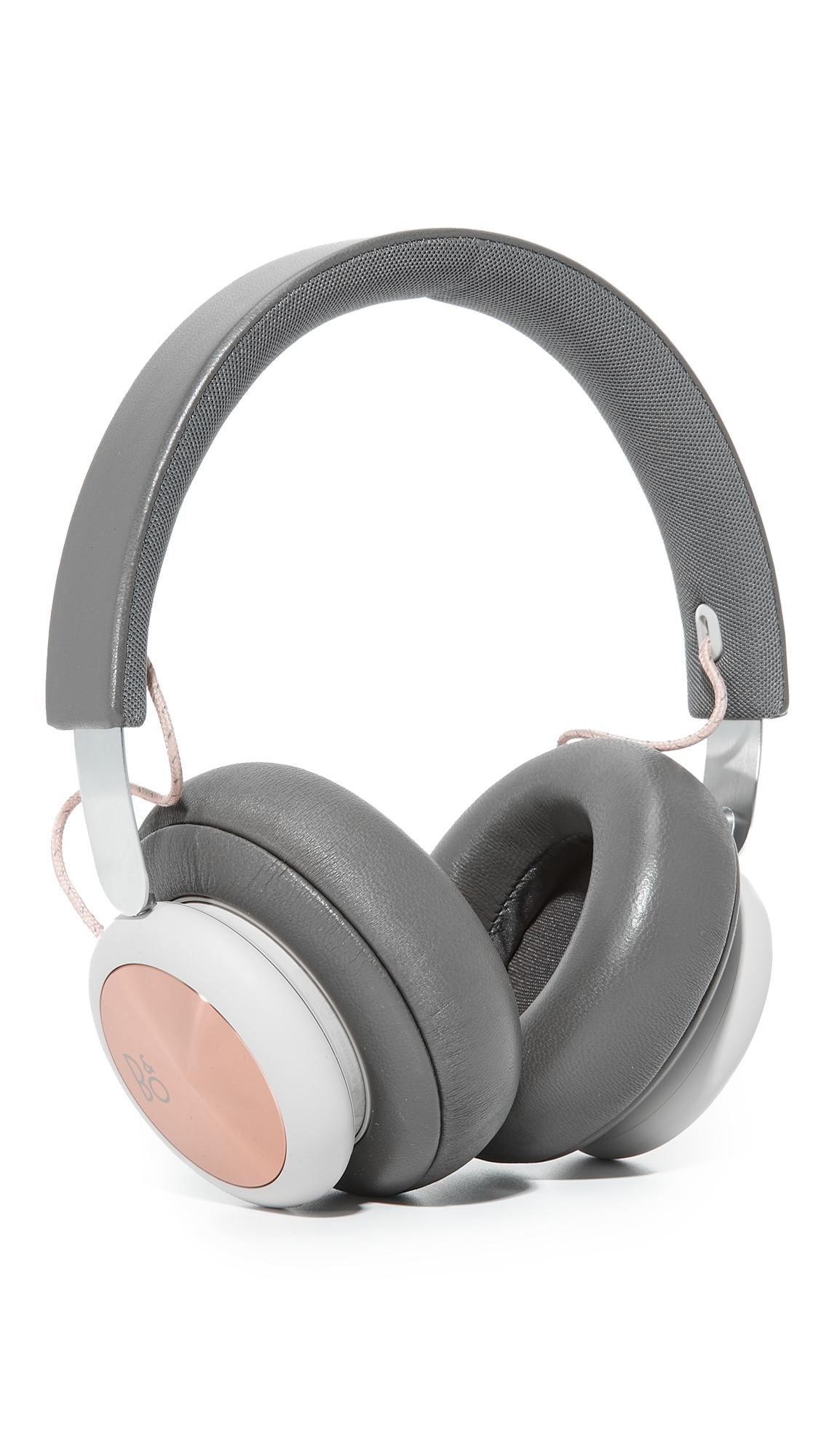 bang & olufsen b & o play h4 wireless over ear headphones