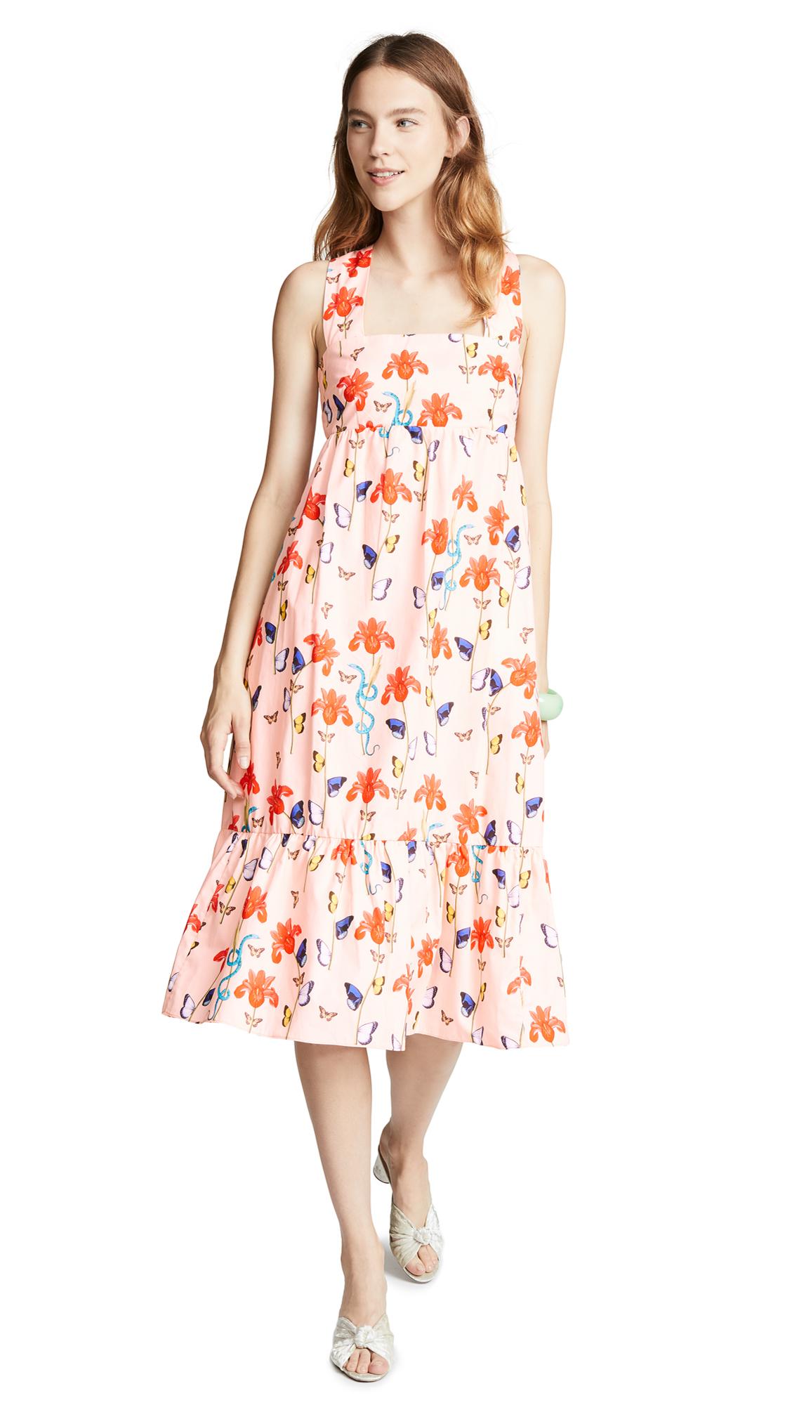 Borgo de Nor Marte Floral Dress