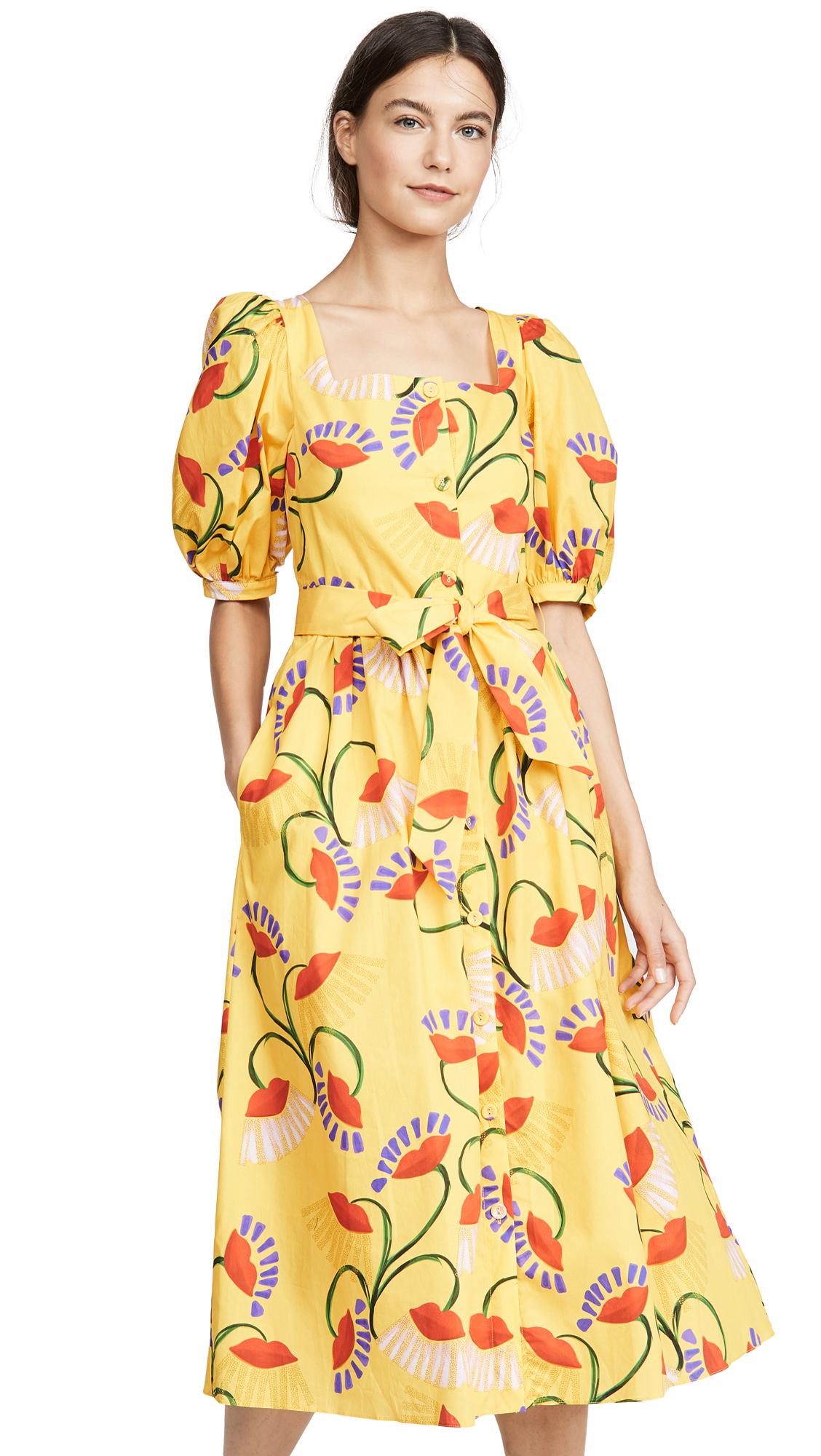 Buy Borgo de Nor online - photo of Borgo de Nor Corin Floral Dress