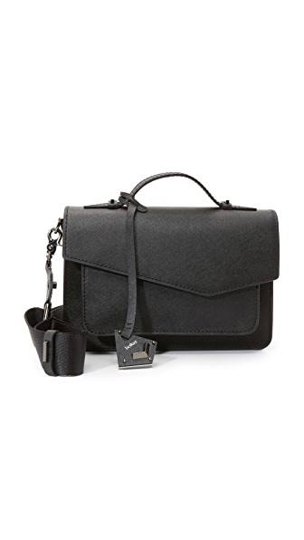 Botkier Cobble Hill Cross Body Bag - Black