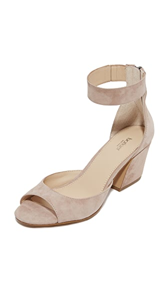 Botkier Pilar City Sandals - Blush