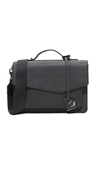 Botkier Cobble Hill Satchel - Black