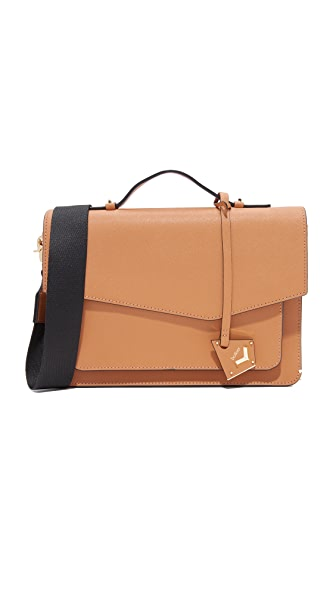 Botkier Cobble Hill Satchel - Honey