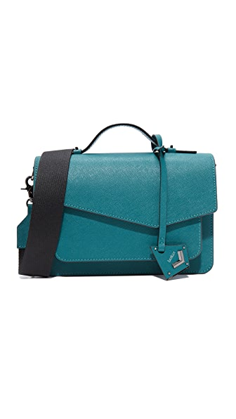 Botkier Cobble Hill Mini Top Handle Bag - Lagoon