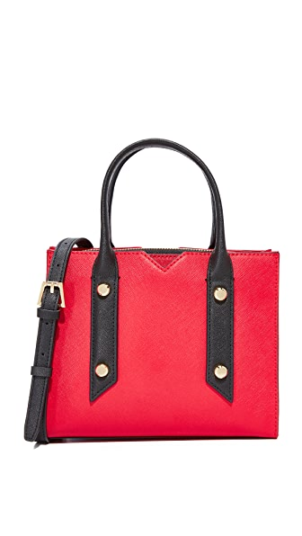 Botkier Murray Hill Mini Tote - Lipstick