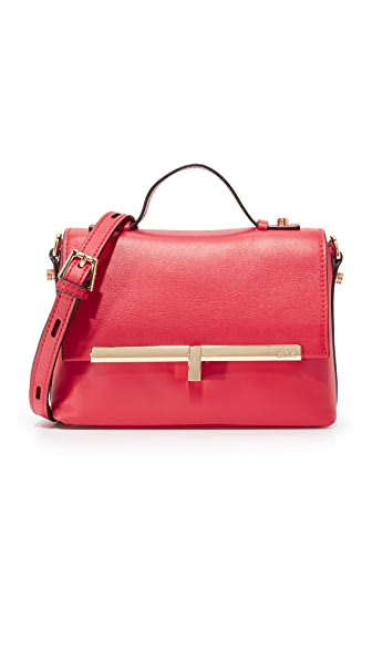 Botkier Top Handle Bag - Lipstick