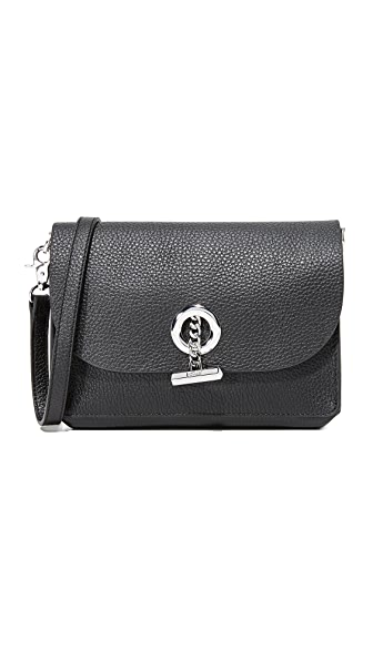 Botkier Waverly Cross Body Bag - Black