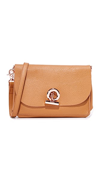 Botkier Waverly Cross Body Bag - Honey