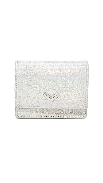 Botkier Soho Mini Wallet - Hologram