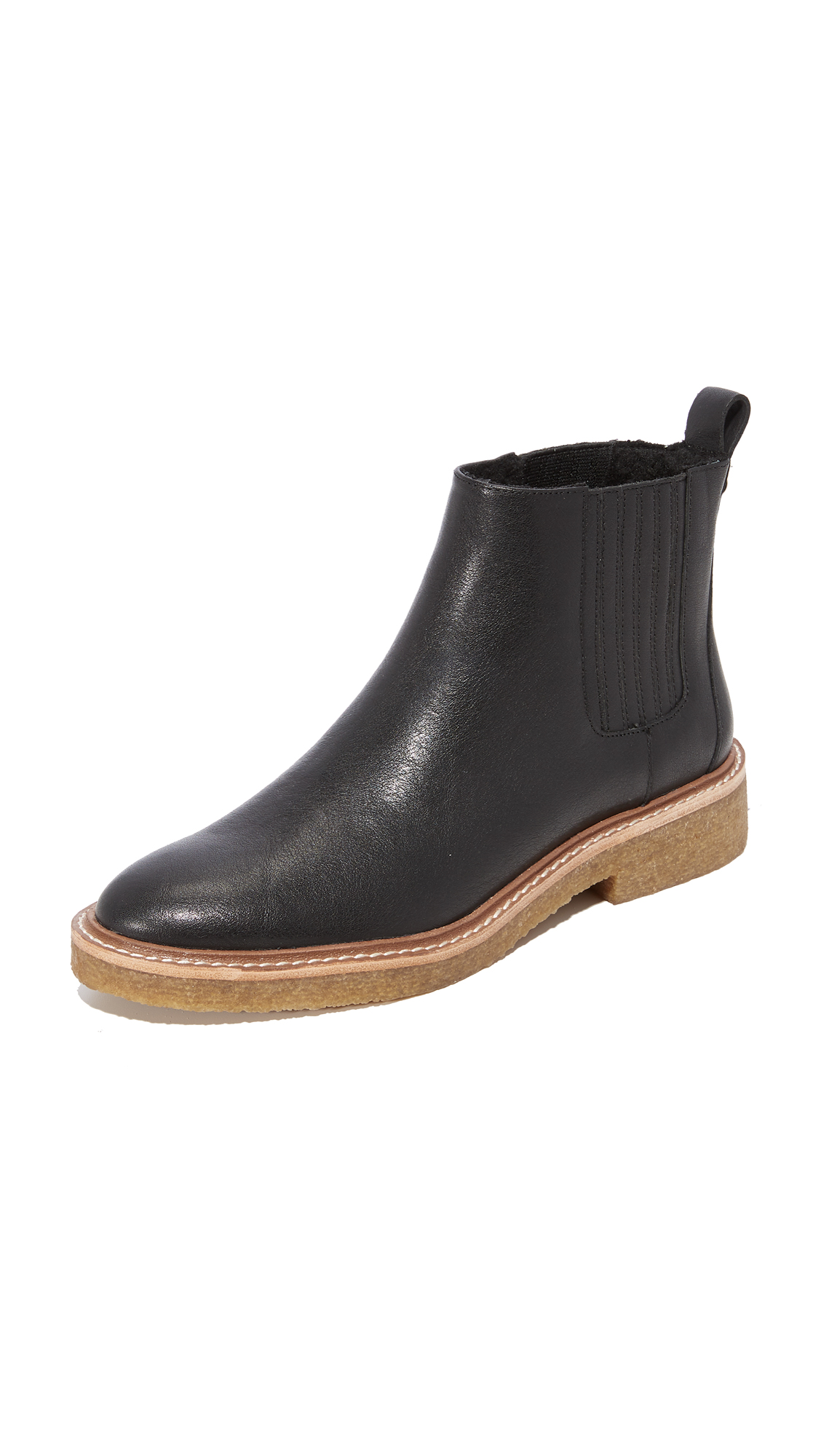 Botkier Chelsea Booties - Black