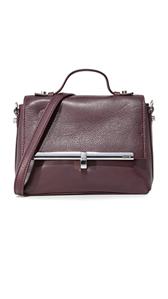 Botkier Bleeker Cross Body Bag - Wine