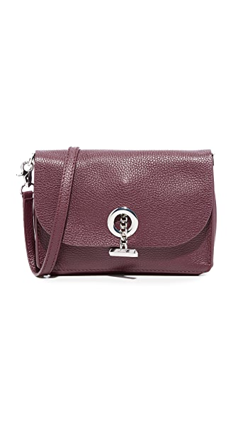 Botkier Waverly Cross Body Bag In Wine