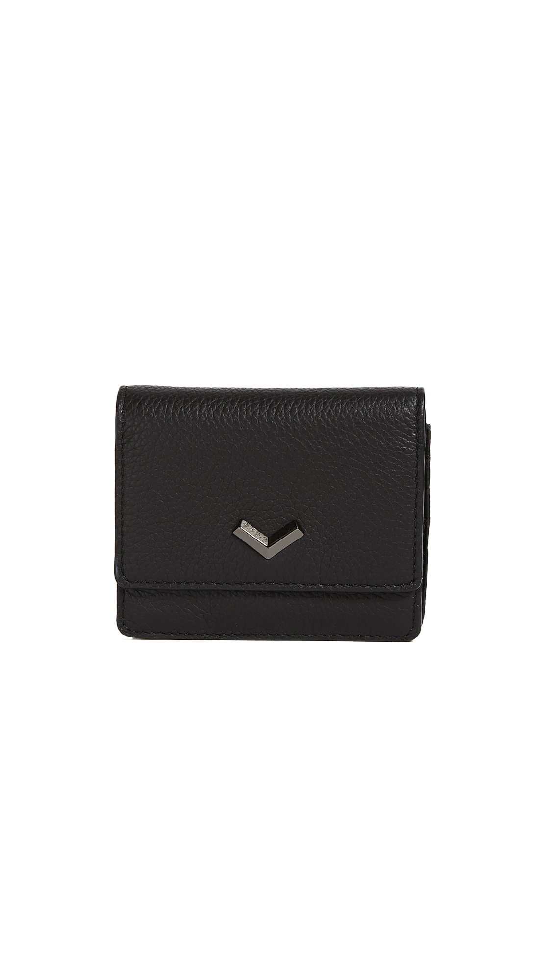 Botkier Soho Mini Wallet - Black