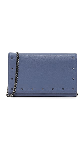 Botkier Gigi Chain Bag - Corn Blue