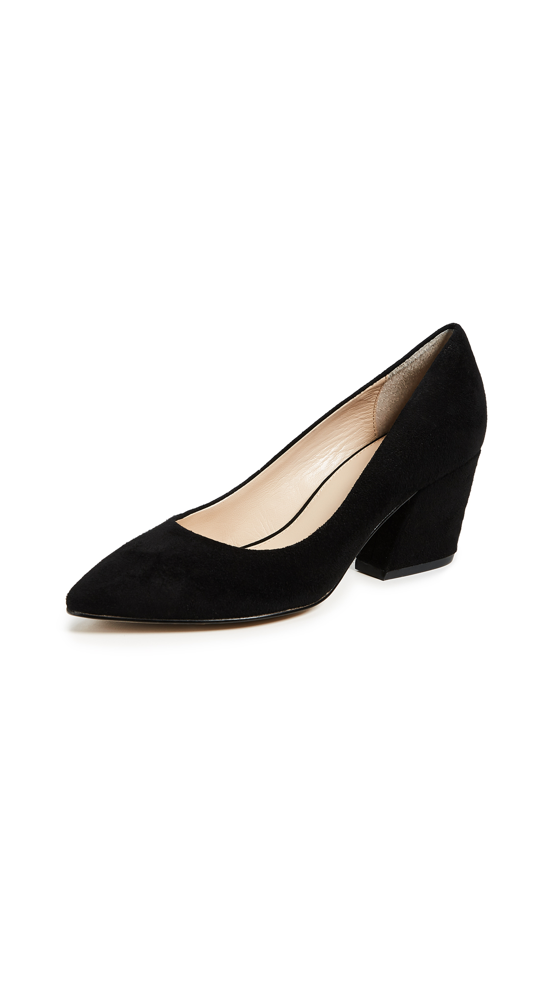 Buy Botkier online - photo of Botkier Stella Block Heel Pumps