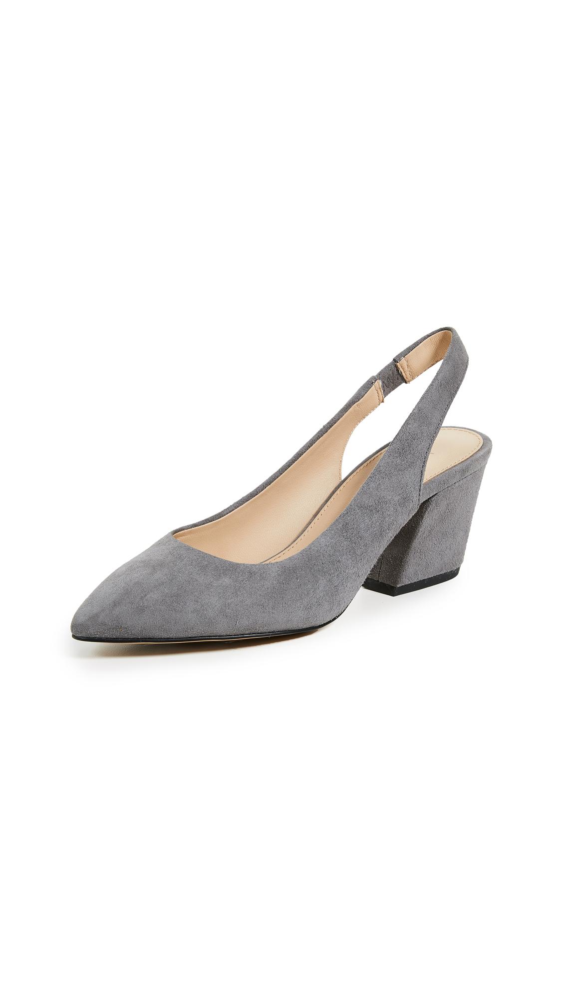 Botkier Shayla Slingback Pumps - French Grey
