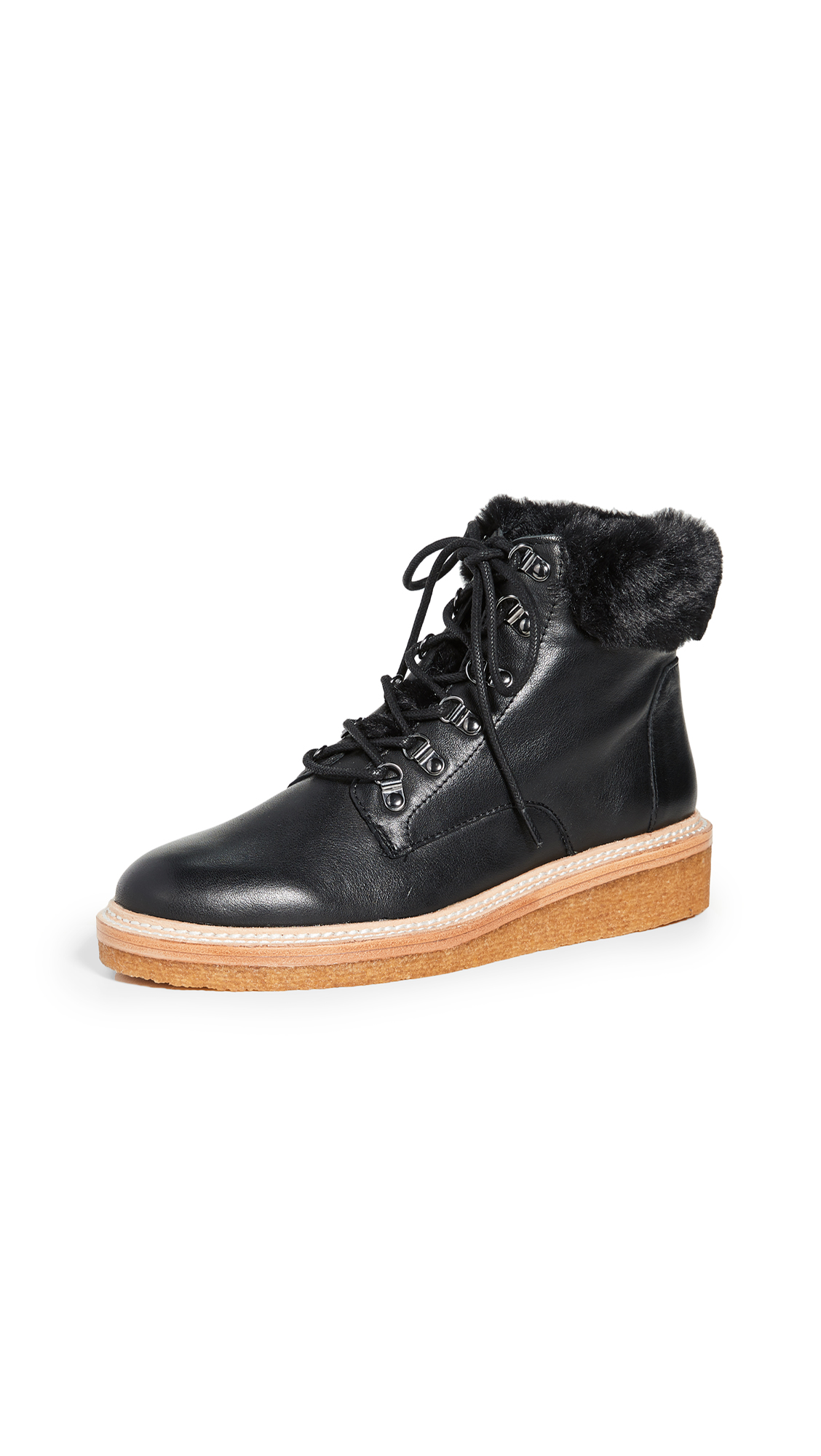 Buy Botkier online - photo of Botkier Winter Combat Boots