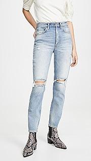 Boyish The Billy High-Rise Rigid Skinny Jeans