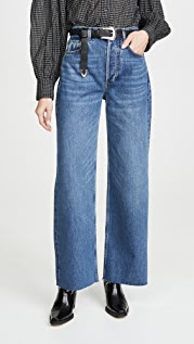 Boyish The Charley Wide Leg Jeans