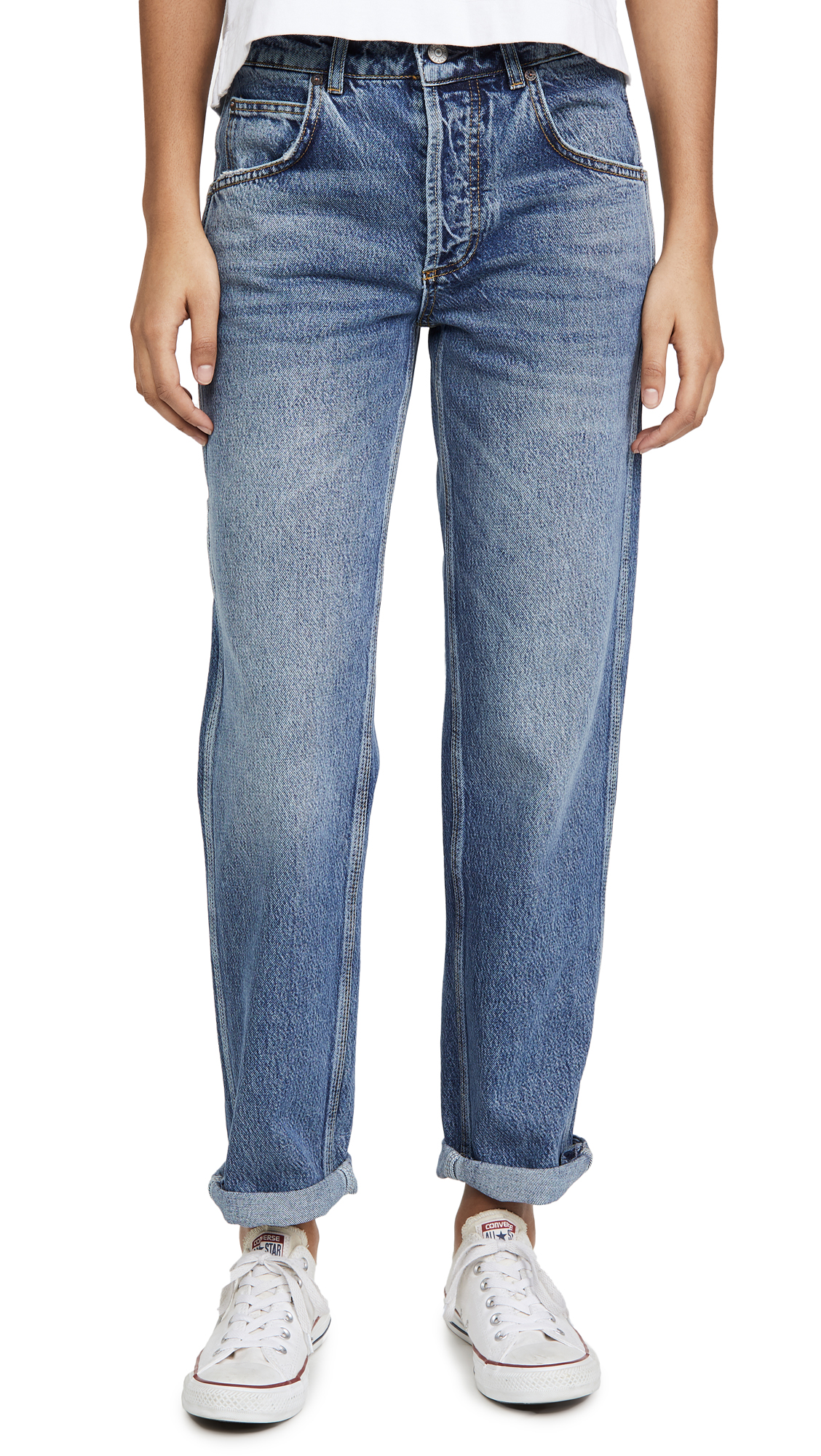 Buy Boyish online - photo of Boyish The Bailey Rigid Carpenter Jeans