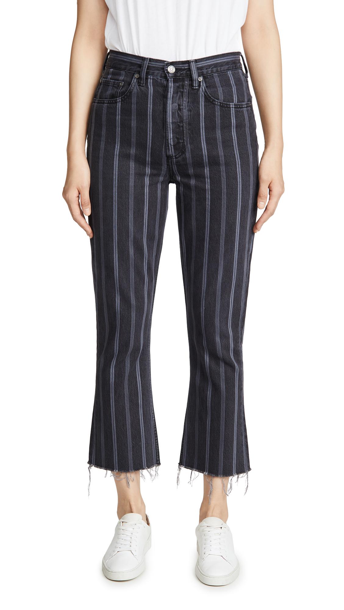 Buy Boyish online - photo of Boyish The Darcy Rigid Pop Crop Jeans