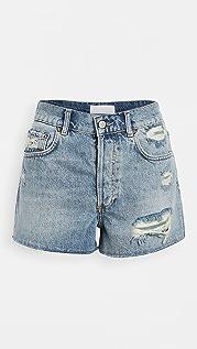 Boyish The Cody 高腰超短裤