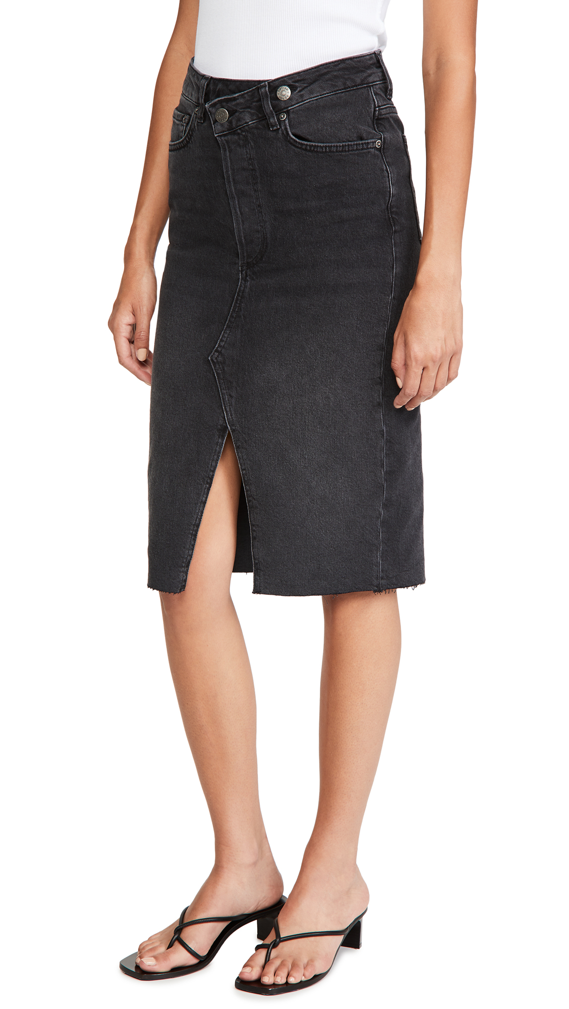 Boyish The Andy High-Rise Skirt