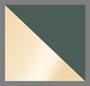 золотистый черепаховый Jamrock/мятный джулеп
