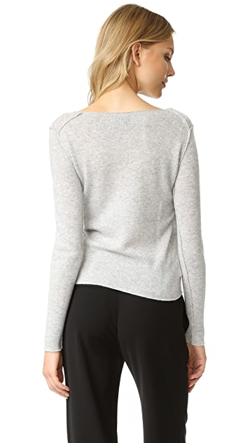 Brochu Walker Seine Cashmere Sweater