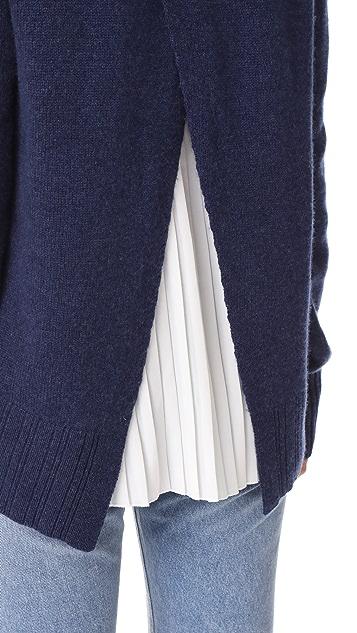 Brochu Walker Keller Layered Pullover