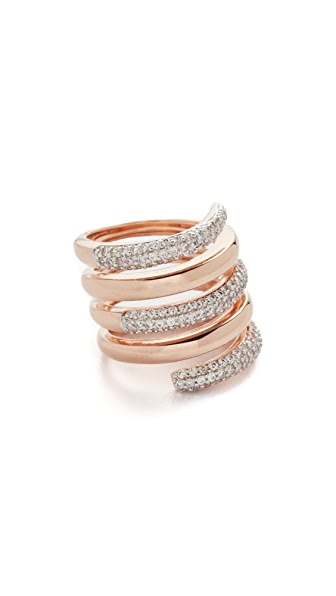 Bronzallure Multi Strands Ring