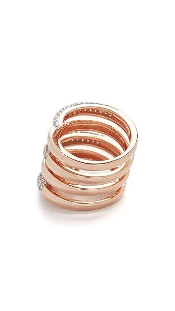 Bronzallure Multi Strands Ring