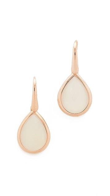 Bronzallure Alba Water Drop Earrings