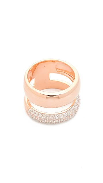 Bronzallure Altissima Two States Ring