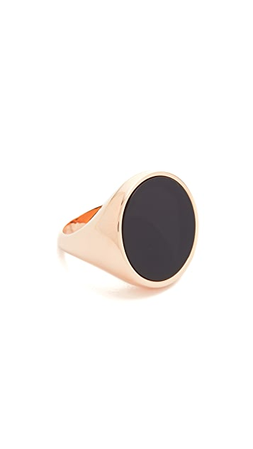 Bronzallure Alba Disc Ring