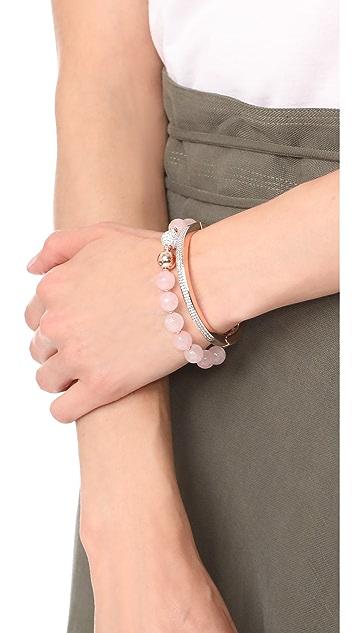 Bronzallure Altissima Shiny Bangle Bracelet