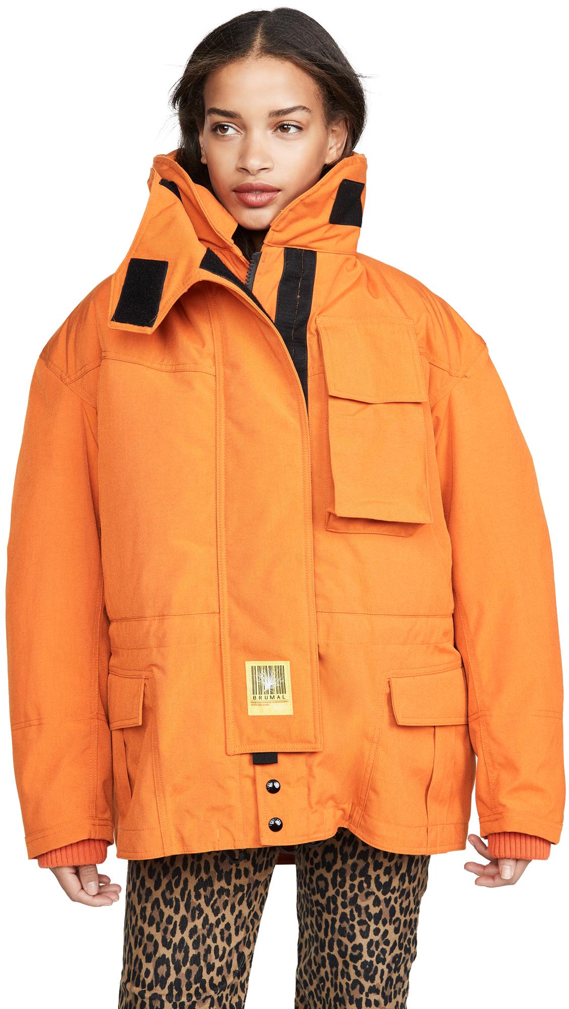 Buy BRUMAL online - photo of BRUMAL Fireman Down Jacket