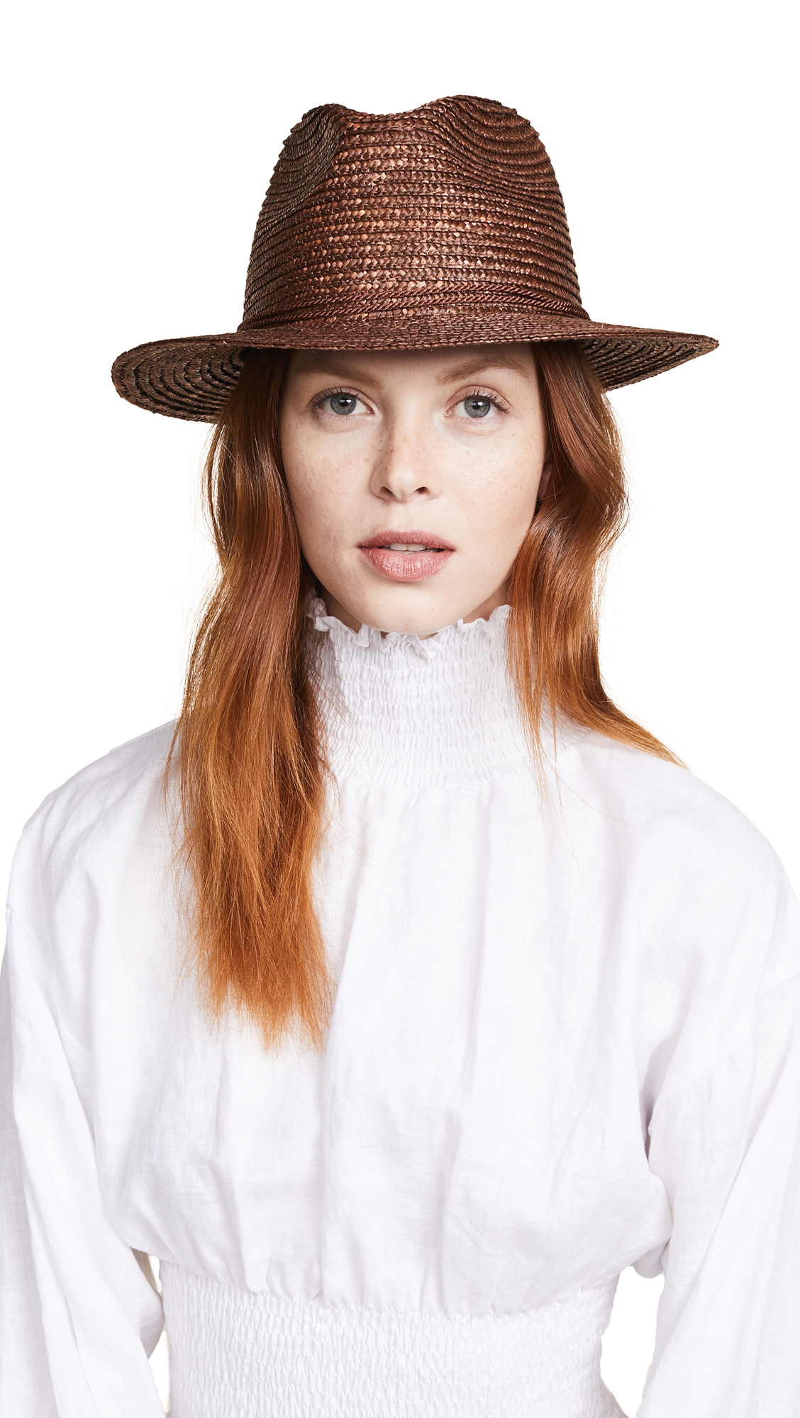 Brixton Lera Fedora In Copper  b19cdfb4009