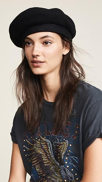 b3c2d5da4cc14 Brixton Audrey Beret Hat