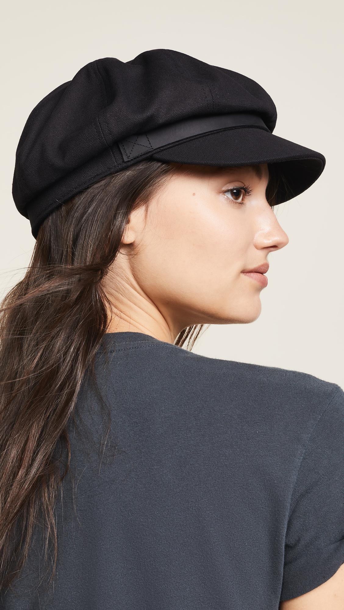 d674f3680481e Brixton Montreal Newsboy Hat