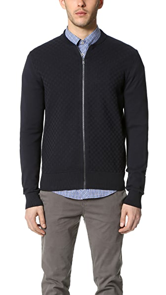 Ben Sherman Zip Cardigan