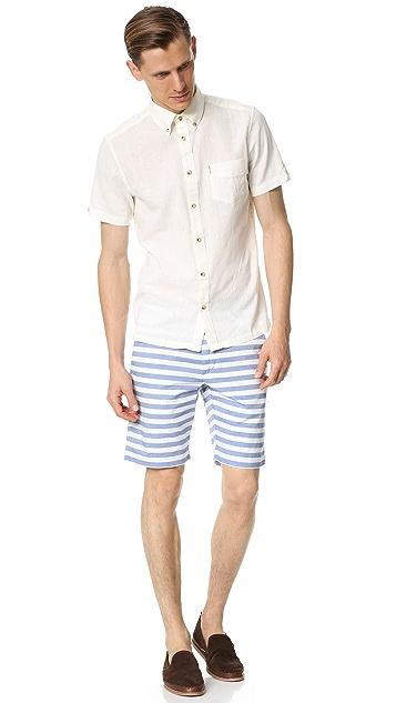 Ben Sherman Striped Shorts
