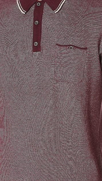 Ben Sherman Knit Polo