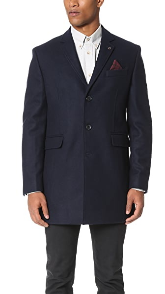 Ben Sherman Topcoat