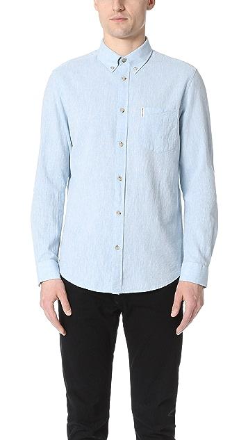 Ben Sherman Mod Solid Shirt
