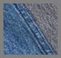 蓝色灰色发带