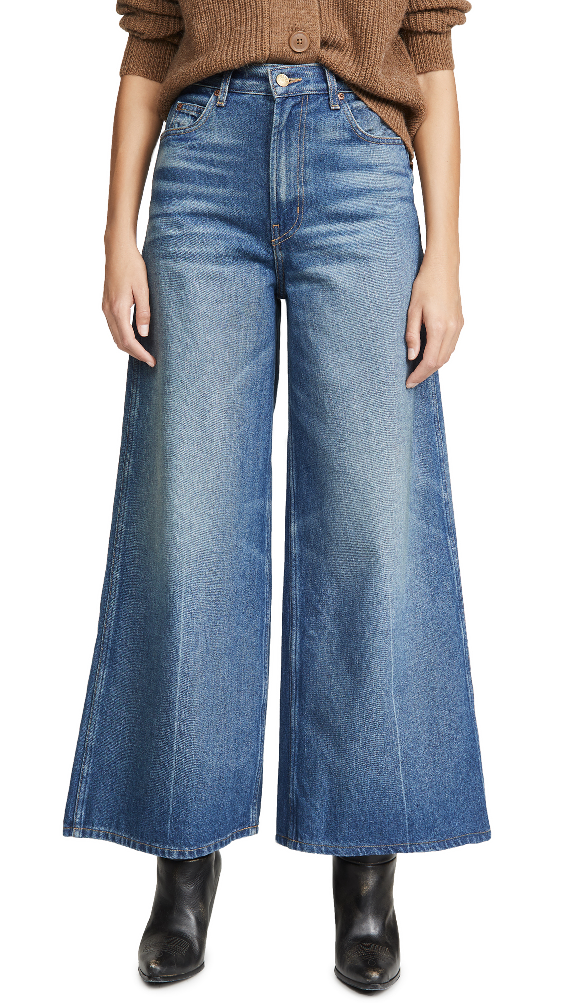 Buy B Sides online - photo of B Sides Claude High Jeans