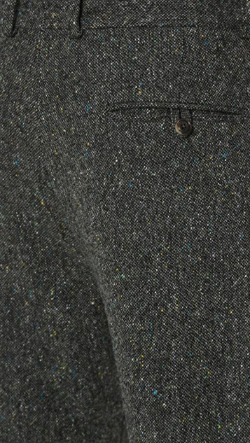 Brooklyn Tailors Donegal Fleck Trousers