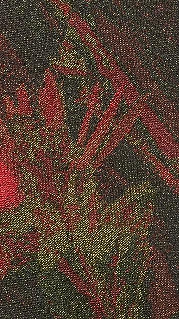Brooklyn Tailors Deep Floral Necktie